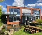 Repräsentative Bürofläche mit Balkonen, klimatisiert, alarmgesichert und mit Sonnenschutz